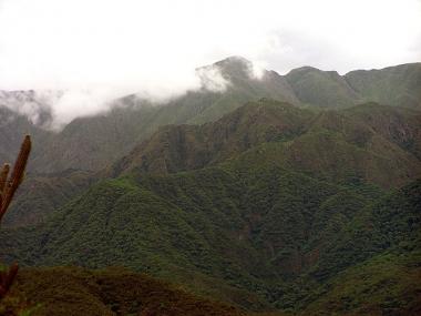 Sierra de Velasco. Foto de Gino Lucas T.
