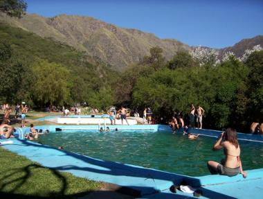 Balneario El Talar. Los Molles