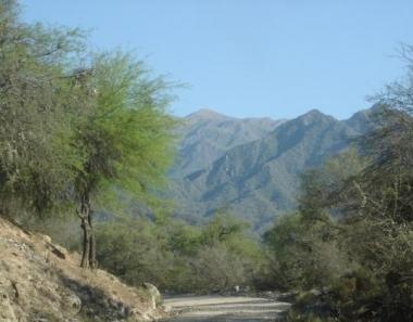 Camino a Trampasacha