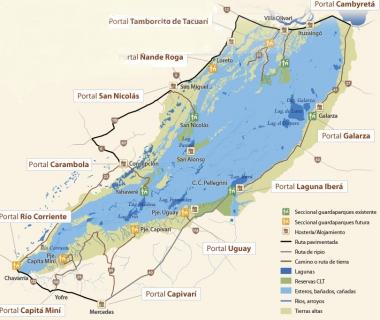 Reserva Natural Esteros del Iberá