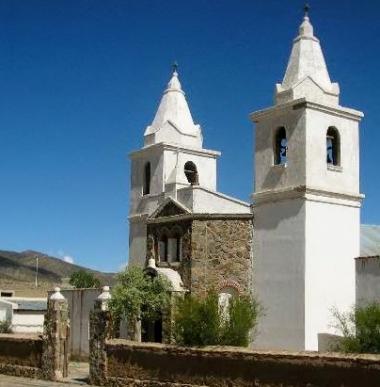 Iglesia de Barrancas