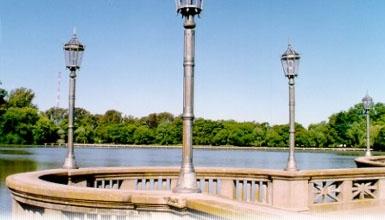 Parque Gral San Martín. 9 de Julio