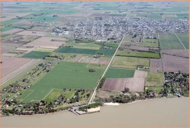vista aérea de Arroyo Seco