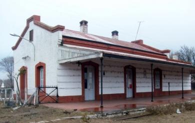 Estación de Ferrocarril de Telén