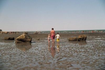 playa de Las Grutas