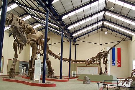Museo de Plaza Huincul