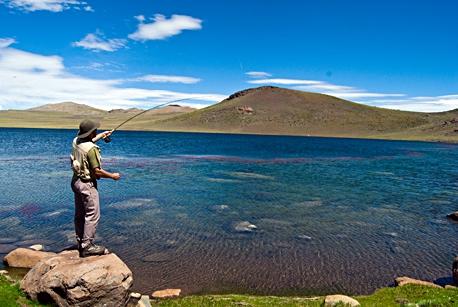 Laguna Huaraco