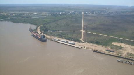 Puerto de Ibicuy