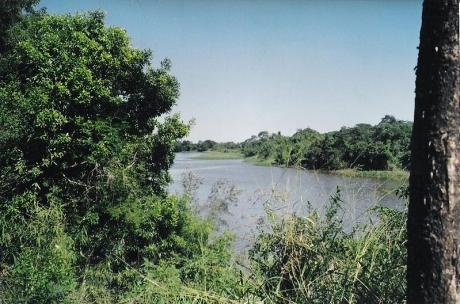 Río Negro. Resistencia