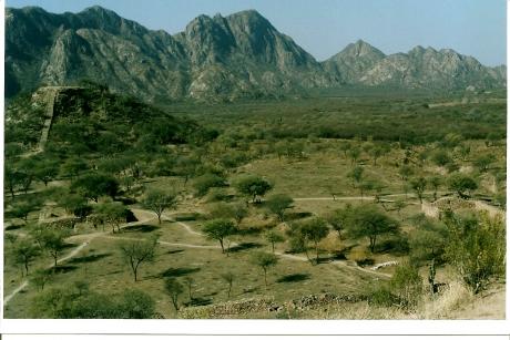 Ruinas de El Shincal
