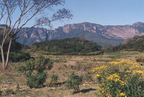 Sierra de Santa Bárbara