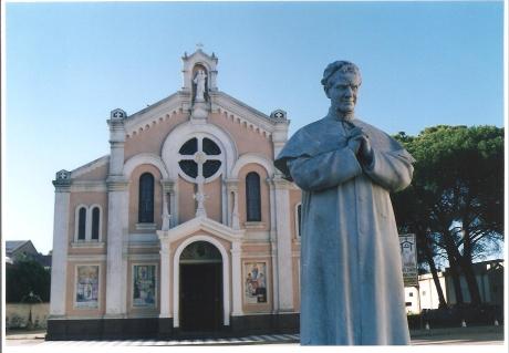 Iglesia de Fortín Mercedes