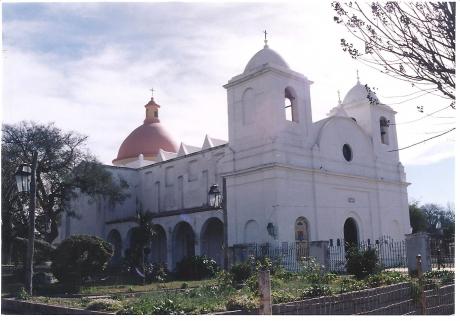 Iglesia de Tulumba