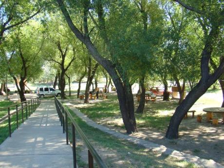 Camping Municipal de Las Lajas