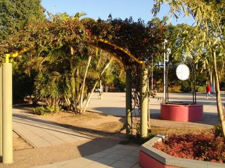 plaza de Laguna Blanca