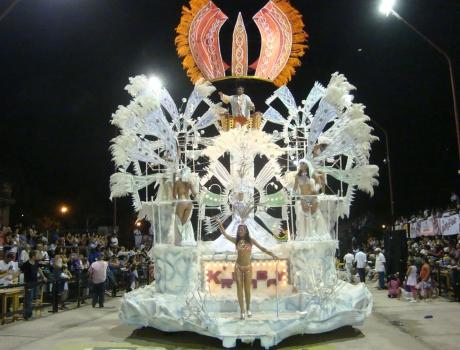 Carnaval en Gualeguay