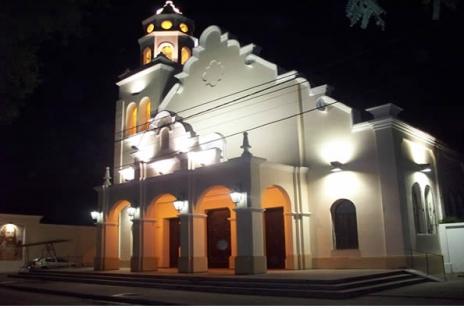 Iglesia Señor del Milagro. Metán