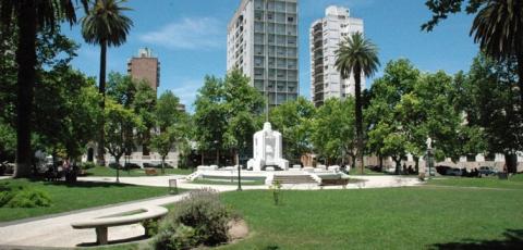 Pergamino Plaza La Merced
