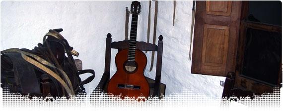 Rio de Oro Guitarra
