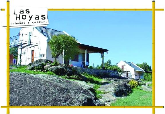 Las Hoyas cabañas