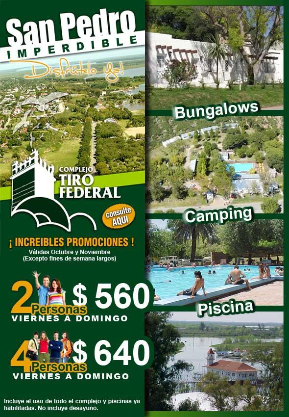 Tiro Federal San Pedro 112011