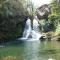 Cascada Arroyo El Cajón