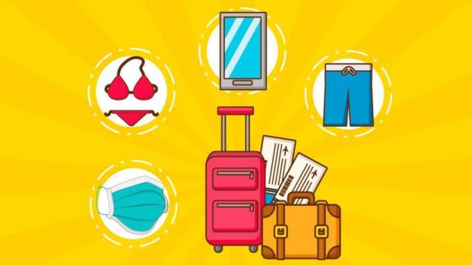 Vacaciones con protocolos