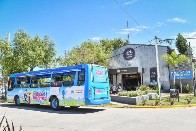 Bus de Escobar
